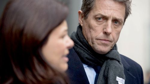 Hugh Grant wins phone hacking damages