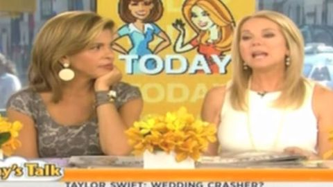 'It's true': Kathie Lee Gifford confirms Taylor Swift was asked to leave Kennedy wedding twice