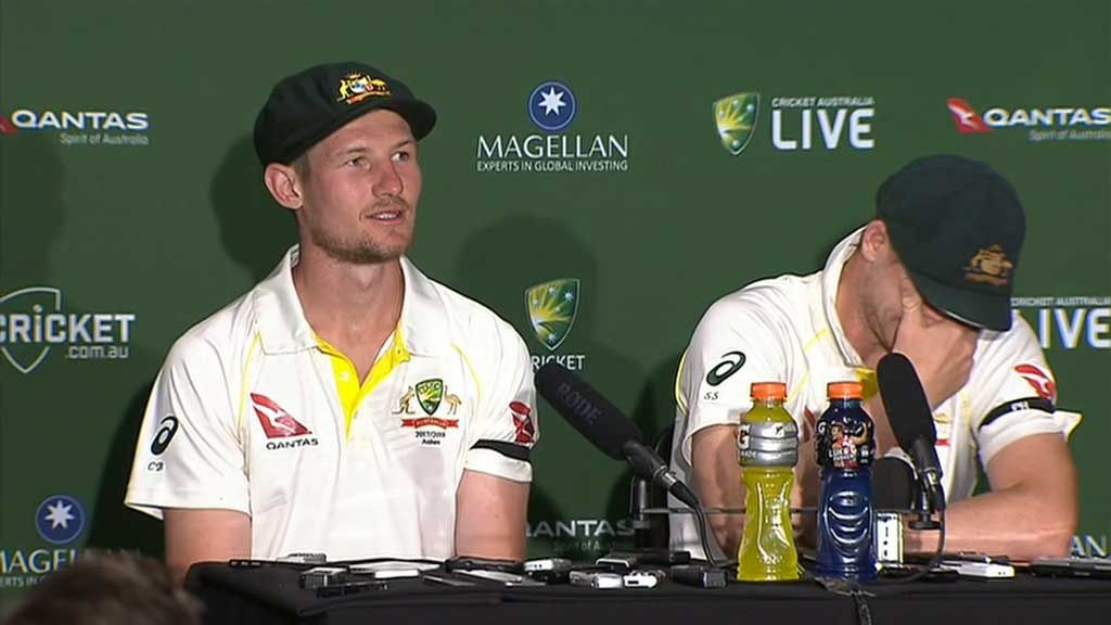 Smith loses it over headbutt claims