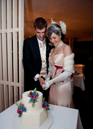Natasha wedding day