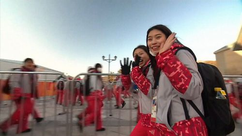 The concept of a volunteer army was born out of the Sydney Olympics in 2000 (9NEWS).