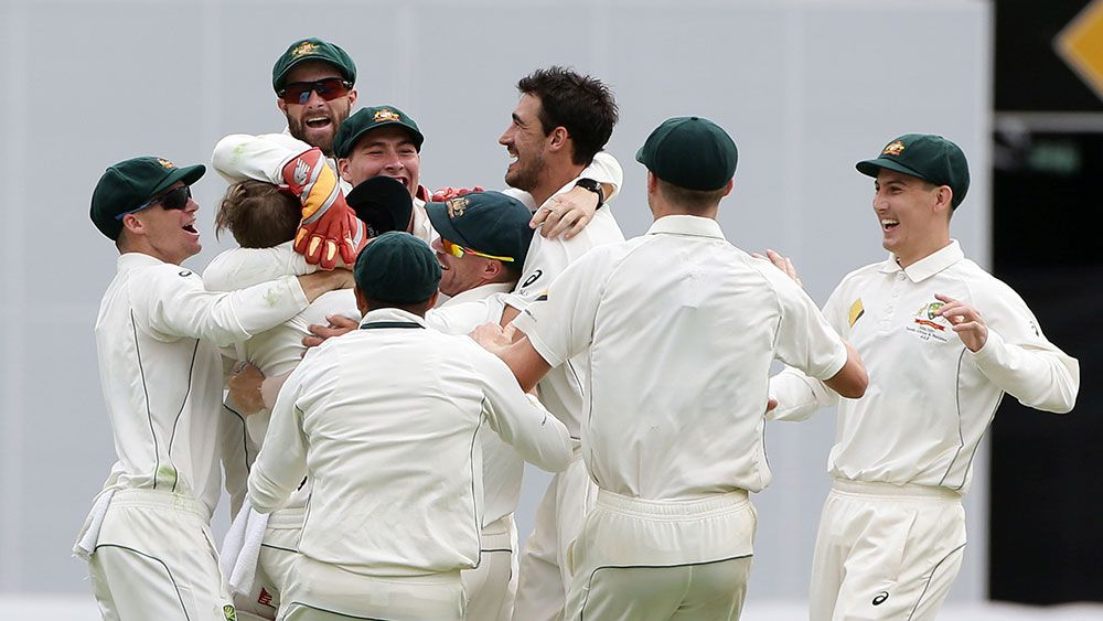 The Australians are confident of a repeat, says Peter Handscomb. (AAP)
