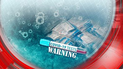 Health authorities warn against buying unapproved COVID-19 test kits online