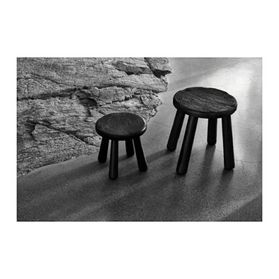 SVARTAN side tables/stools $49.99.