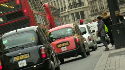 London drivers slugged with new tax on old cars