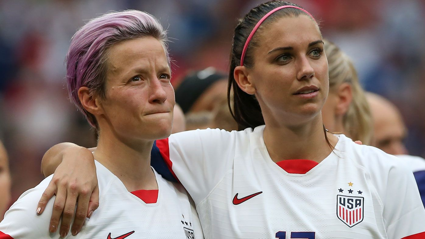 US Soccer at war with World Cup-winning Women's National Team over pay