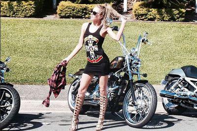 @imogen_anthony Born to Ride