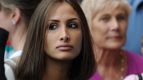 Rachelle Louise hard at work arguing Gittany's innocence