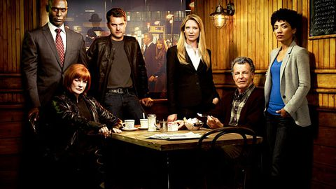 Fringe renewed for a fourth season