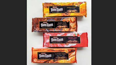These are the new Tim Tam flavours