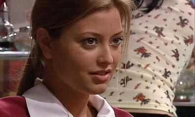 Holly Valance as Felicity Scully in Neighbours