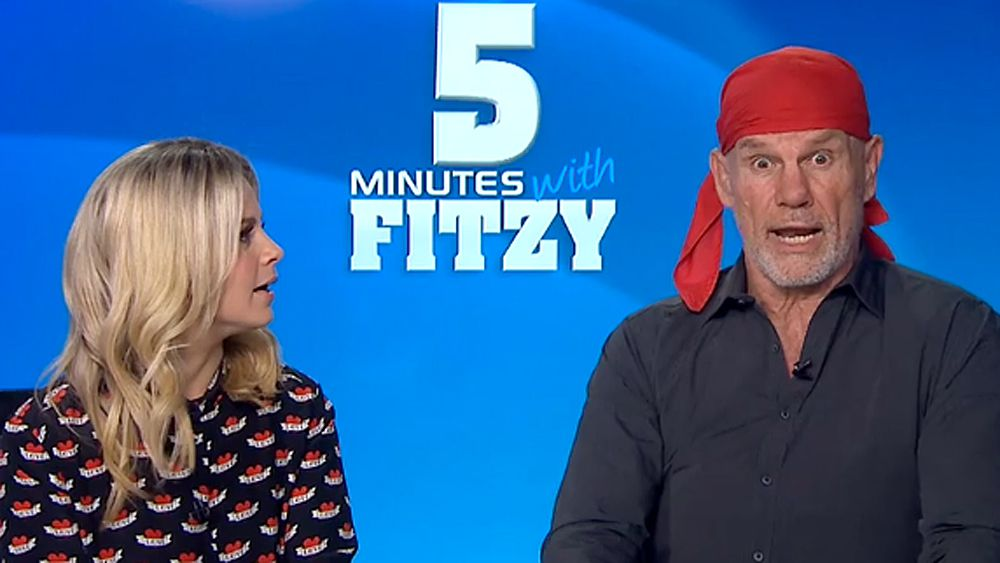 NRL grand final: Peter FitzSimons disagrees with Tony Abbott on objections to Macklemore playlist