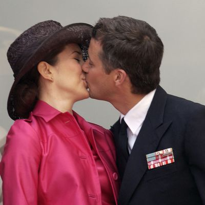 Crown Prince Frederik & Crown Princess Mary