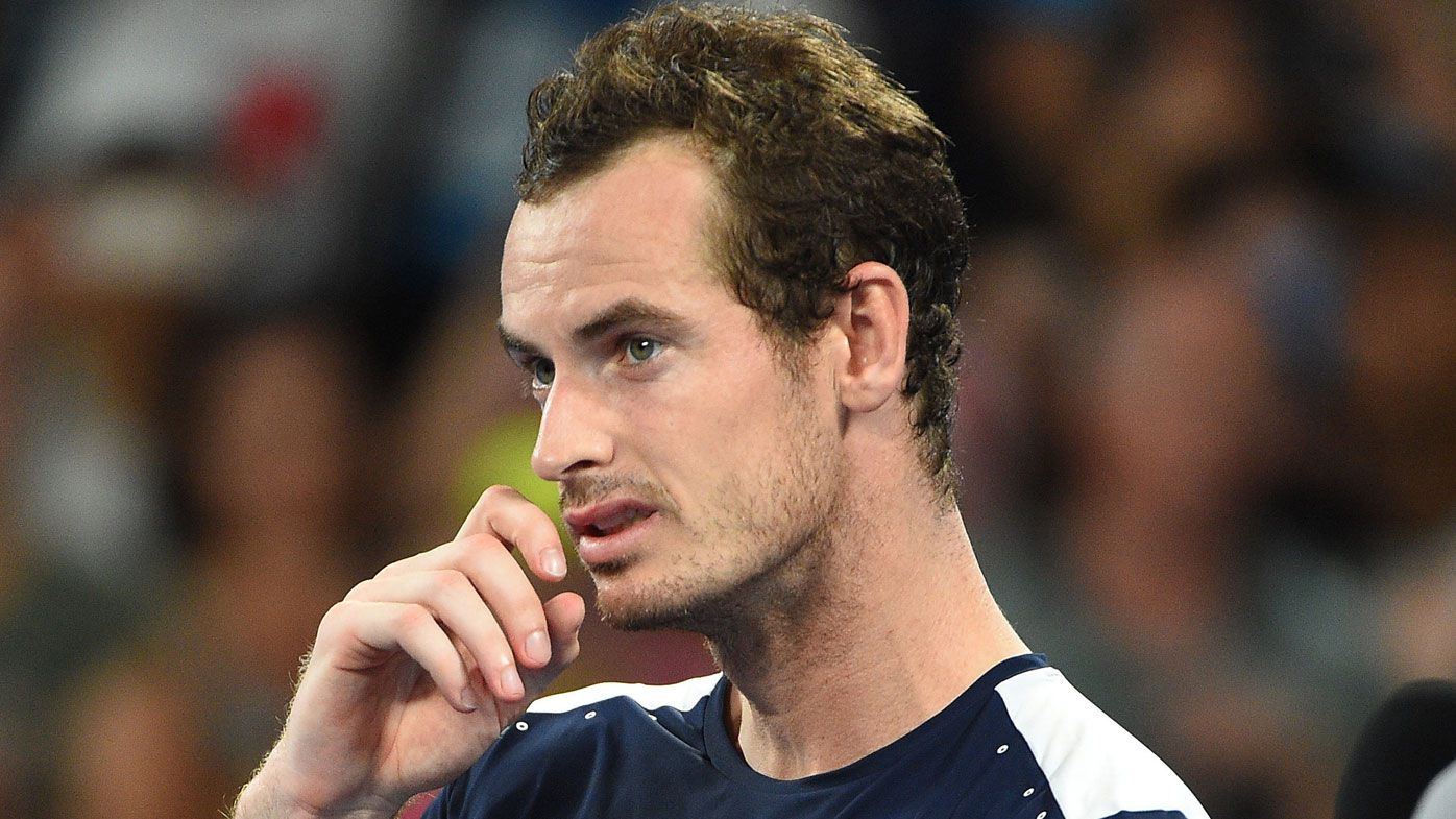 Andy Murray facing crunch call on hip surgery, spells out options for future
