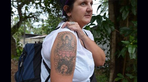 Sri Lanka deports tourist over Buddha tattoo