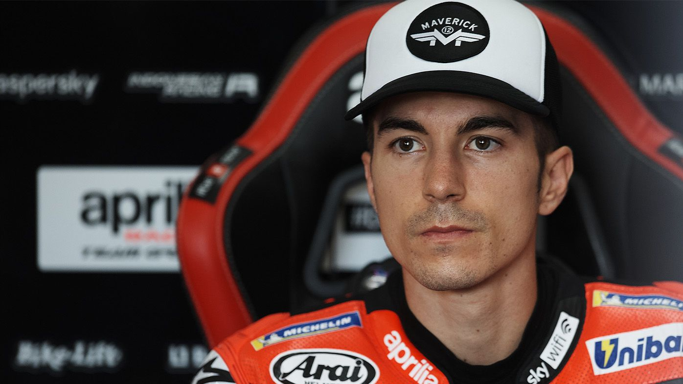 MotoGP star Maverick Vinales withdraws from Grand Prix of the Americas after cousin's horrific mid-race death