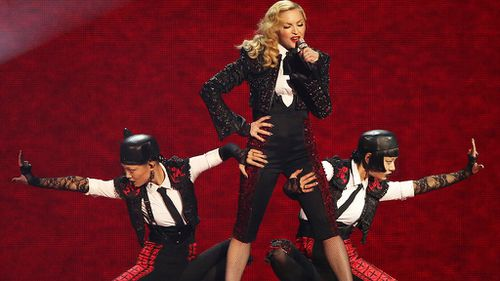 New Madonna album races to the top of the ARIA charts