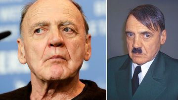 "Swiss actor Bruno Ganz, who played Adolf Hitler cooped up in his Berlin bunker in ""Downfall"" and an angel in Wim Wenders' ""Wings of Desire"" has died aged 77."