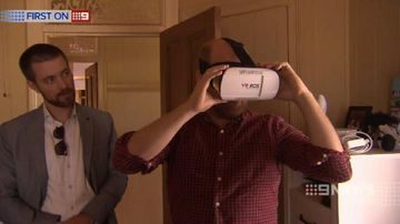 VIDEO: Virtual reality goggles give teens excess alcohol insights