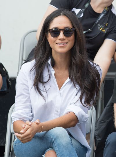<p>Princess-in-waiting Meghan Markle has already created frenzied demand for handbags while the Duchess of Cambridge can cause a stampede at Zara by wearing a single coat but royal influence doesn't extend to sunglasses.</p> <p>Last year, Markle caused a frame frenzy by wearing a pair of Finlay & Co. Percy sunglasses but other members of the royal family steer clear of stylish eyewear so ( Style has come to the rescue.</p> <p>We are playing sunglass Cinderella by matching each Princess with the perfect pair of paparazzi shields.</p>