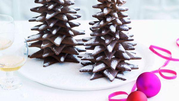 Adriano Zumbo: Gingerbread Christmas trees