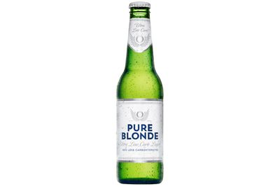 Pure Blonde Ultra Low Carb (355ml): 387kj