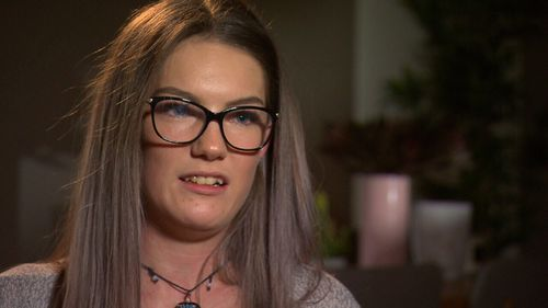 Emily Parsons survived a horrific sex attack in 2012, and said the pain had never left her.