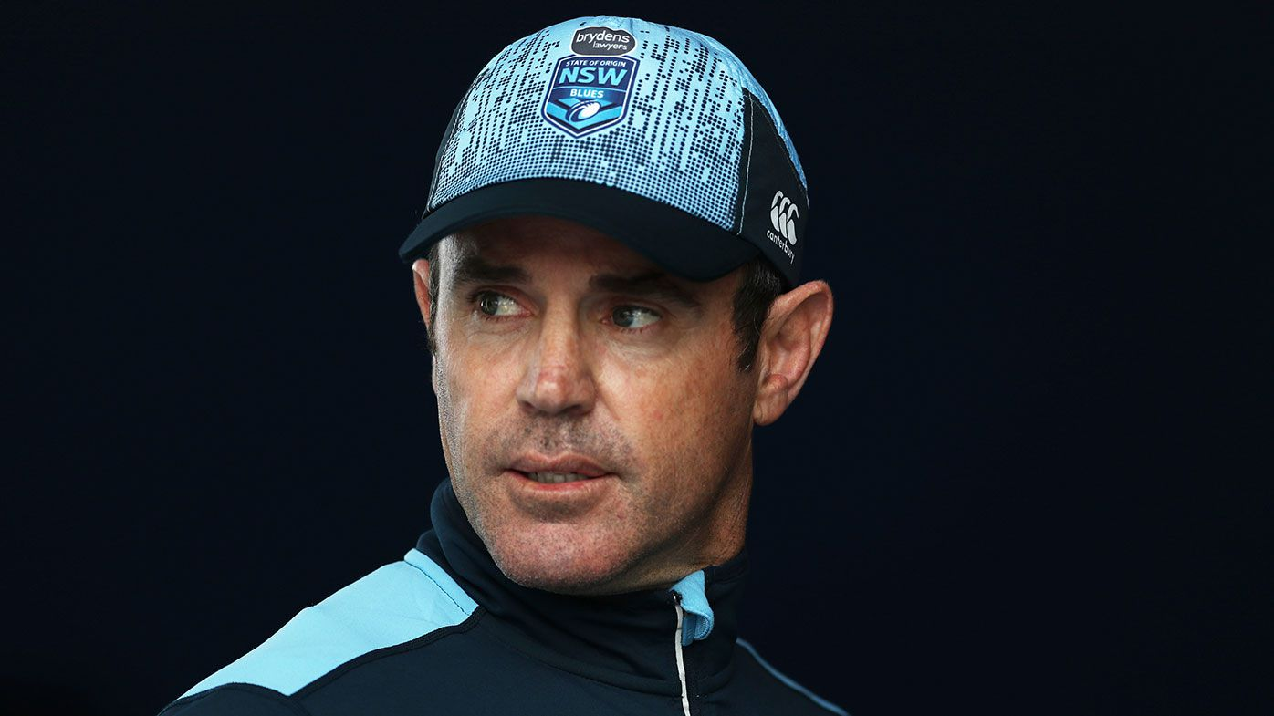 Brad Fittler not worried about State of Origin representation being affected by player pay cuts