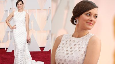 French actress Marion Cotillard. (Getty)
