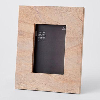 Target — Stone Photo Frame