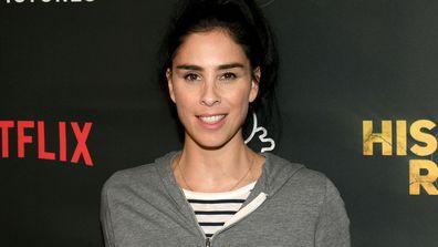 Sarah Silverman in May 2019