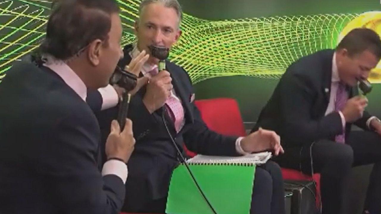 Channel 7 presenter James Brayshaw confuses Sunil Gavaskar for Sachin Tendulkar in embarrassing blunder