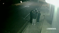 Police are confident the three men involved in the shooting knew their target.
