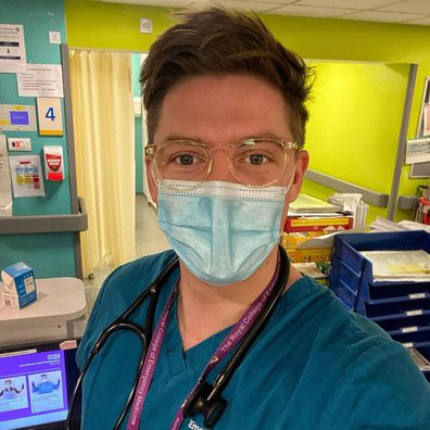Dr Alex George Love Island UK