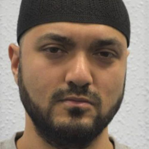Mohiussunnath Chowdhury who has been convicted of planning a terror attack at busy London tourist hotspots.