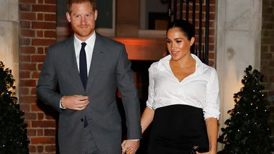 Meghan Markle Prince Harry baby due date