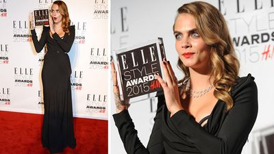 The Elle Style Awards were held in London overnight. Click through to see all the glamour from the night.
