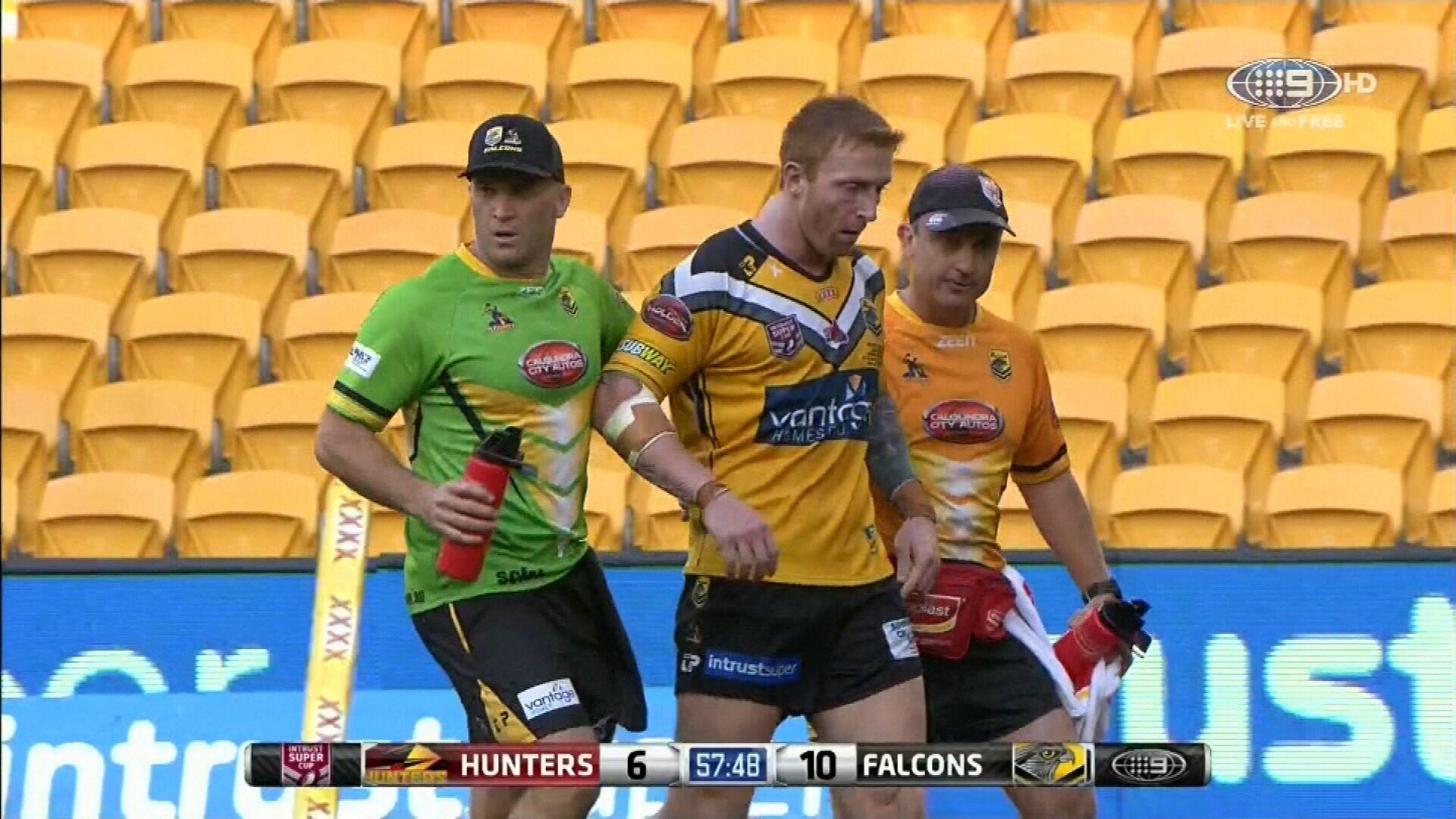 Sunshine Coast under scrutiny over concussion