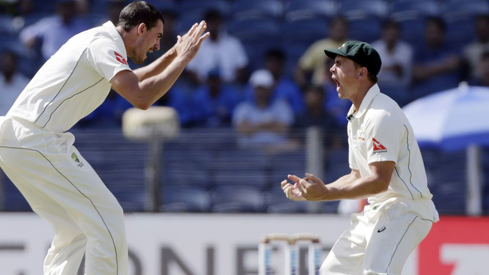 Aussies out to back up Indian boilover