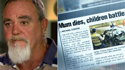 'I had to pay child support months after my son died'
