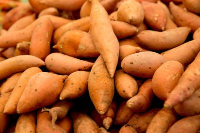 Sweet potato (baked): 6.48g sugar per 100g