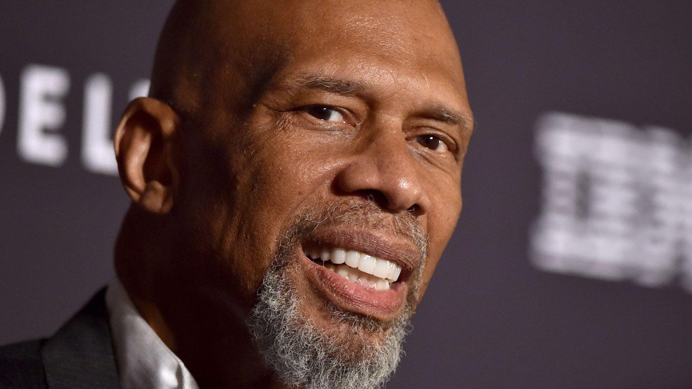 NBA legend Kareem Abdul-Jabbar auctions four championship title rings
