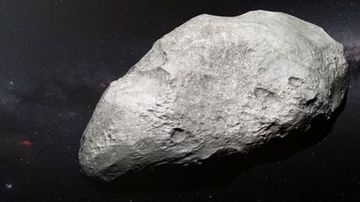 'Weirdo' asteroid offers new insight into chaotic solar system