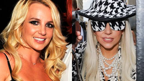 Britney and Lady Gaga