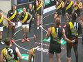 'Grow up': AFL world condemns 'juvenile' groping