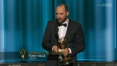<p><strong>Supporting Actor, Comedy</strong></p><p><strong></strong>Tony Hale, <em>Veep</em></p>