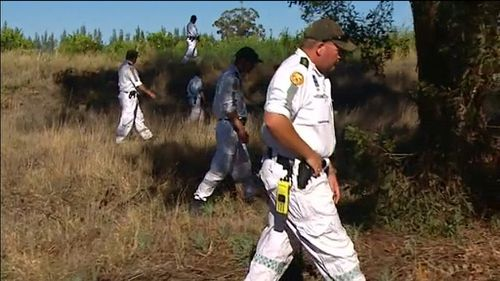 Ms Scott's disappearance sparked a massive search, including police divers and State Emergency Service volunteers.