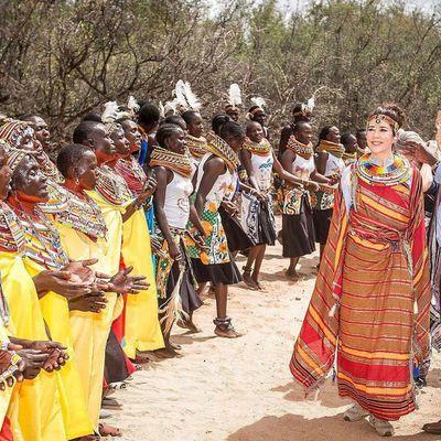 Princess Mary visits Kenya, November 2018
