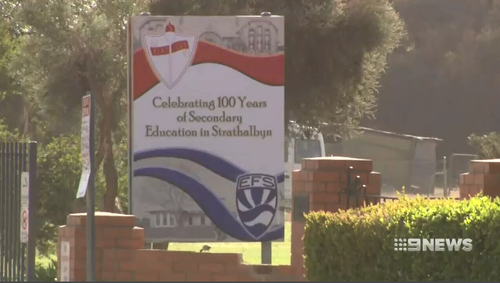 Students and staff at the students school are being offered counselling services.