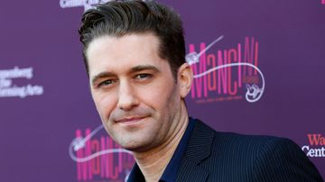 Matthew Morrison 'outraged' by dog abuse video